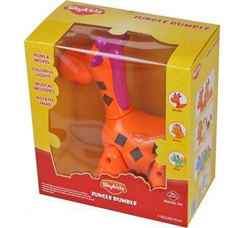 Skykidz Mitashi Jungle Rumble Assorted Activity Toys for Kids age 18M +