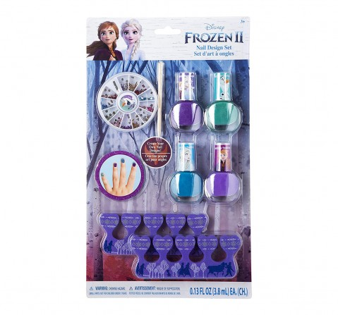 Townley Girl Nail Art Deco Set Toileteries and Makeup for Girls age 3Y+