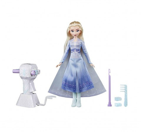Disney Frozen Sister Styles Hair Play Assorted Dolls & Accessories for Girls age 3Y+