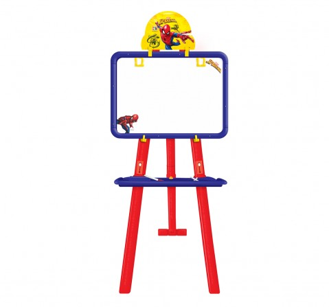 Marvel Spiderman 8 In 1 Easel Board Activity Set for Kids age 5Y+