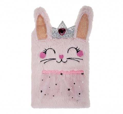 Mirada  Rabbit Plush Study & Desk Accessories for Kids age 3Y+ (Pink)