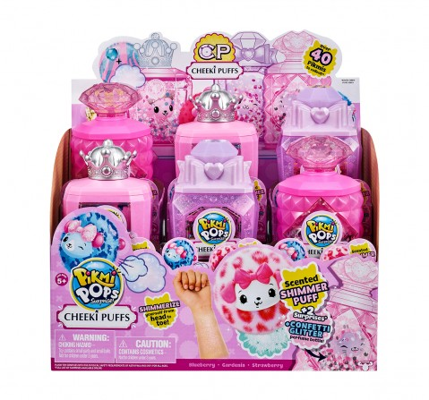 Pikmi Pops Cheeki Surprise Pack Novelty for Girls age 5Y+ - 9.5 Cm