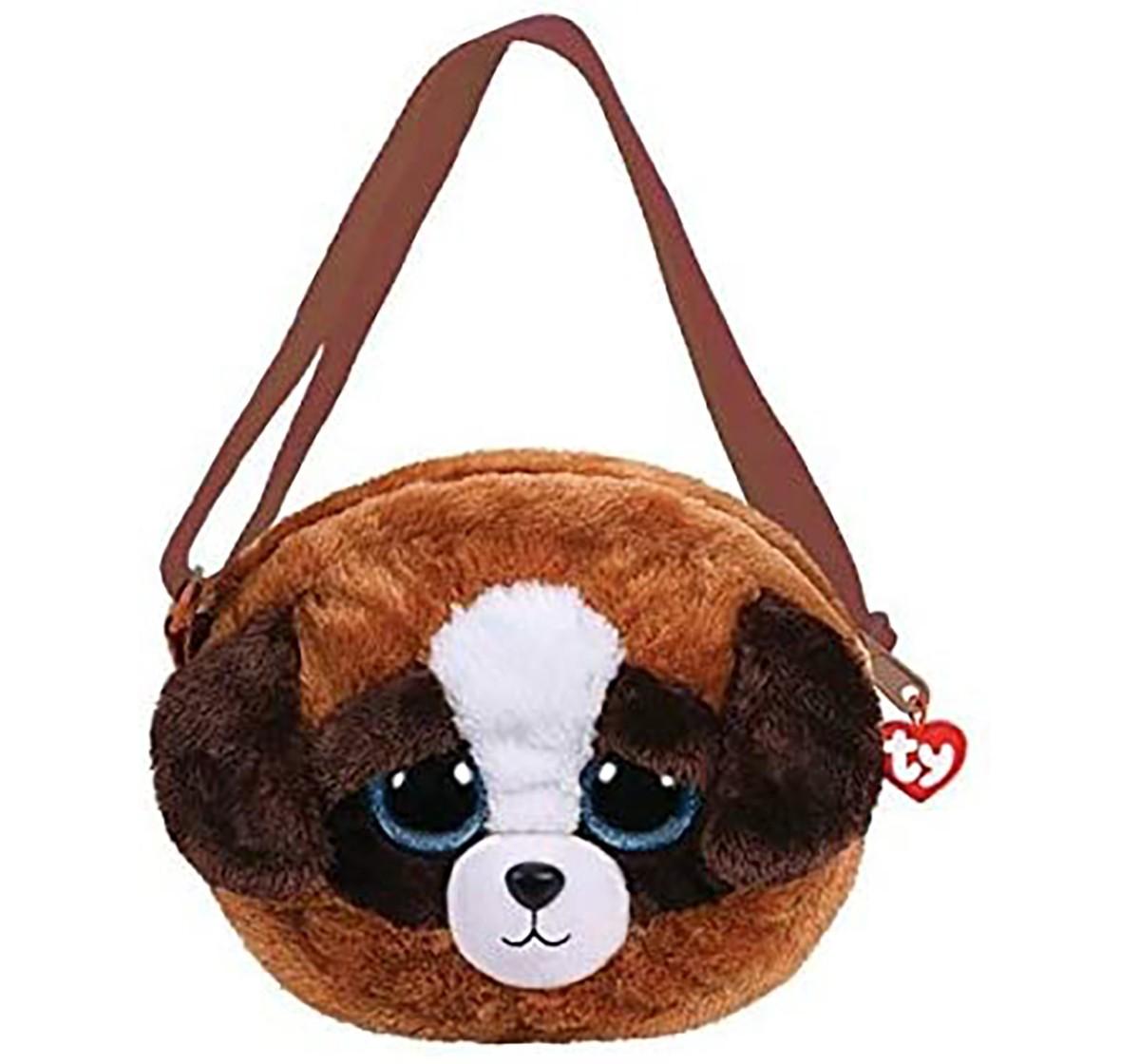 Ty Duke  - Shoulder Bag/Purse Plush Accessories for Girls age 3Y+ - 15 Cm
