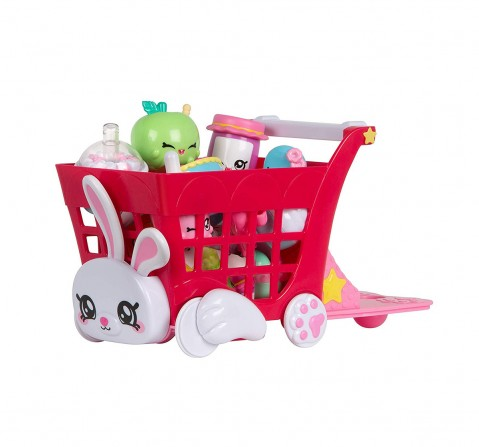 Kindi Kids S1 Fun Shopping Cart Dolls & Accessories for Kids age 3Y+