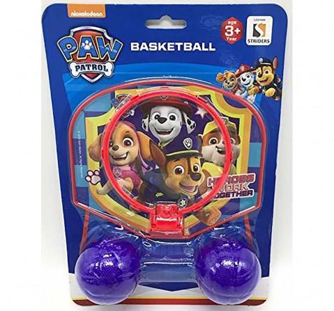Paw Patrol Basket Ball Board for Kids age 3Y+
