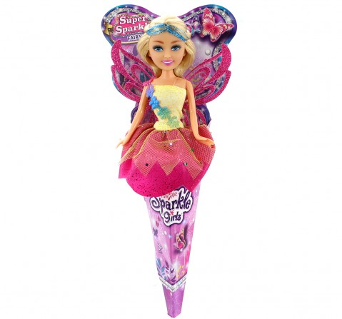 """Sparkle Girlz 10""""Cone Fairy for Girls Dolls & Accessories for Kids Age 3Y+"""