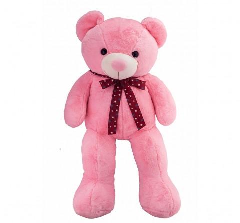 Dimpy Toys Jasco Teddy Bear With Bow  Assorted, 70Cm Teddy Bears for Kids age 3Y+