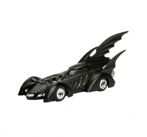 Dc Batman 1995 Batmobile 1:32 Vehicles for Kids age 8Y+ (Black)