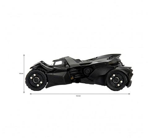 Dc Batman Arkham Knight Batmobile 1:32 Vehicles for Kids age 8Y+ (Black)