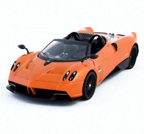 Motormax 1:24 Pagani Huayra Roadster Diecast Car Vehicles for Kids age 14Y+