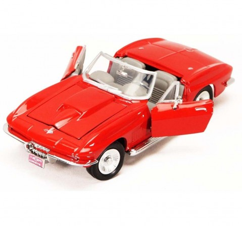 Motormax 1:24 American Classic 1967 Corvette Vehicles for Kids age 14Y+