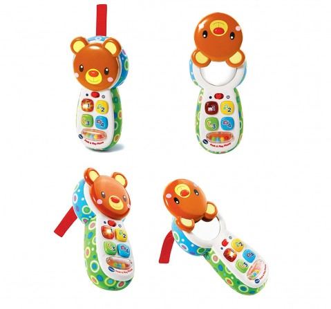 Vtech Peek & Play Phone Activity Toys for Kids age 3M+
