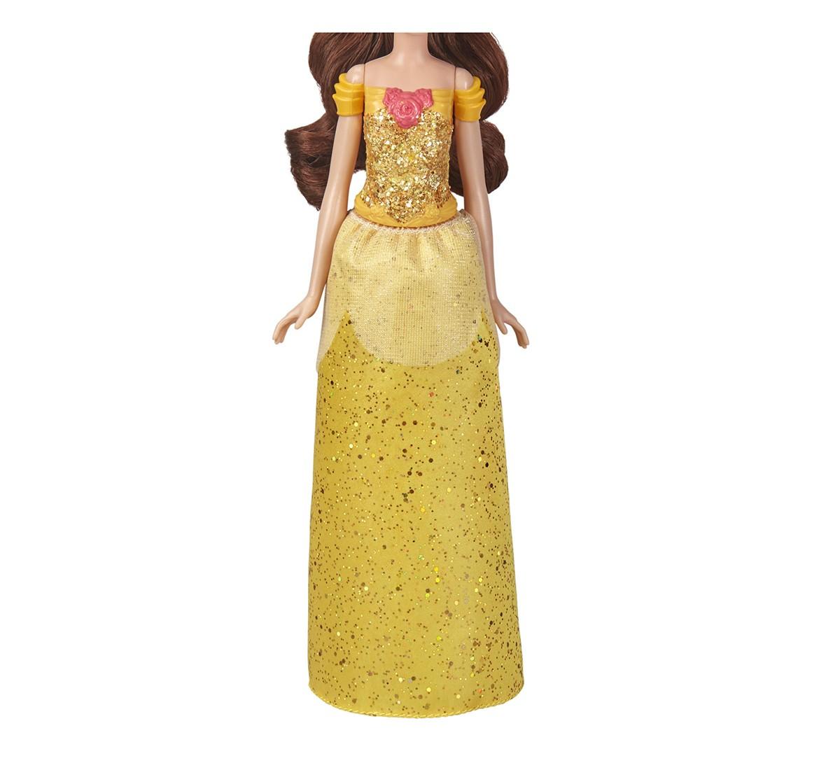 Disney Princess Royal Shimmer Belle Dolls & Accessories for Girls age 3Y+