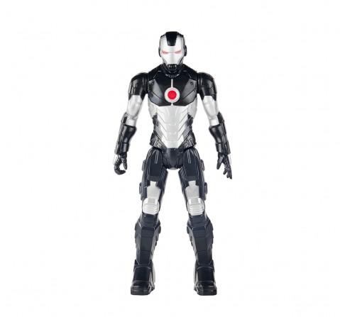 Marvel Avengers Titan Hero Series Blast Gear Marvel's War Machine Action Figure, 12-Inch Toy,for BOYS age 4Y+