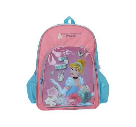 """Disney Princess Dare To Dream 18"""" Backpack Bags for Girls age 3Y+"""