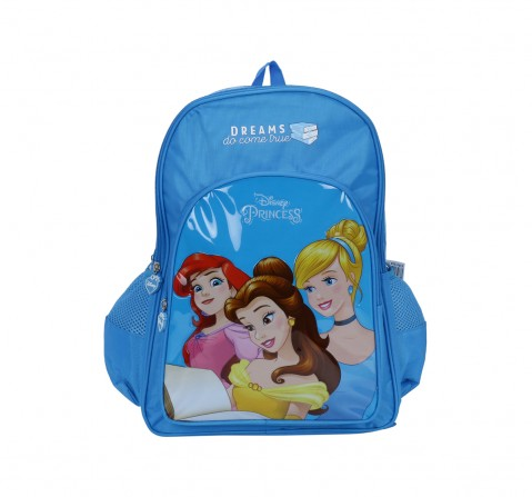 """Disney Princess Reading Skills 16"""" Backpack Bags for Girls age 3Y+"""