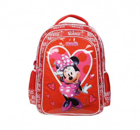 Disney Minnie Heart 16 Backpack Bags for Girls age 3Y+
