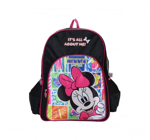 Disney Minnie Proud To Be Me 14 Backpack Bags for Girls age 3Y+