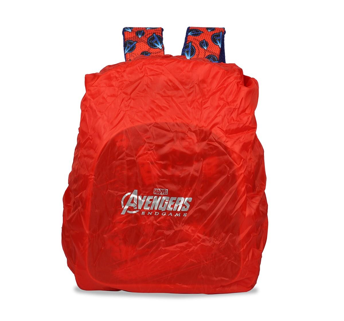 Marvel Avengers Stronger Together Red & Blue School Bag 41 Cm Bags for Boys age 7Y+