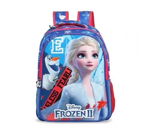 Disney Frozen2 Elsa Hood School Bag 41 Cm Bags for Girls age 7Y+