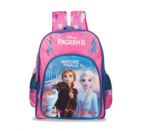 Disney Frozen2 Nature Is Magical School Bag 46 Cm Bags for Girls age 10Y+