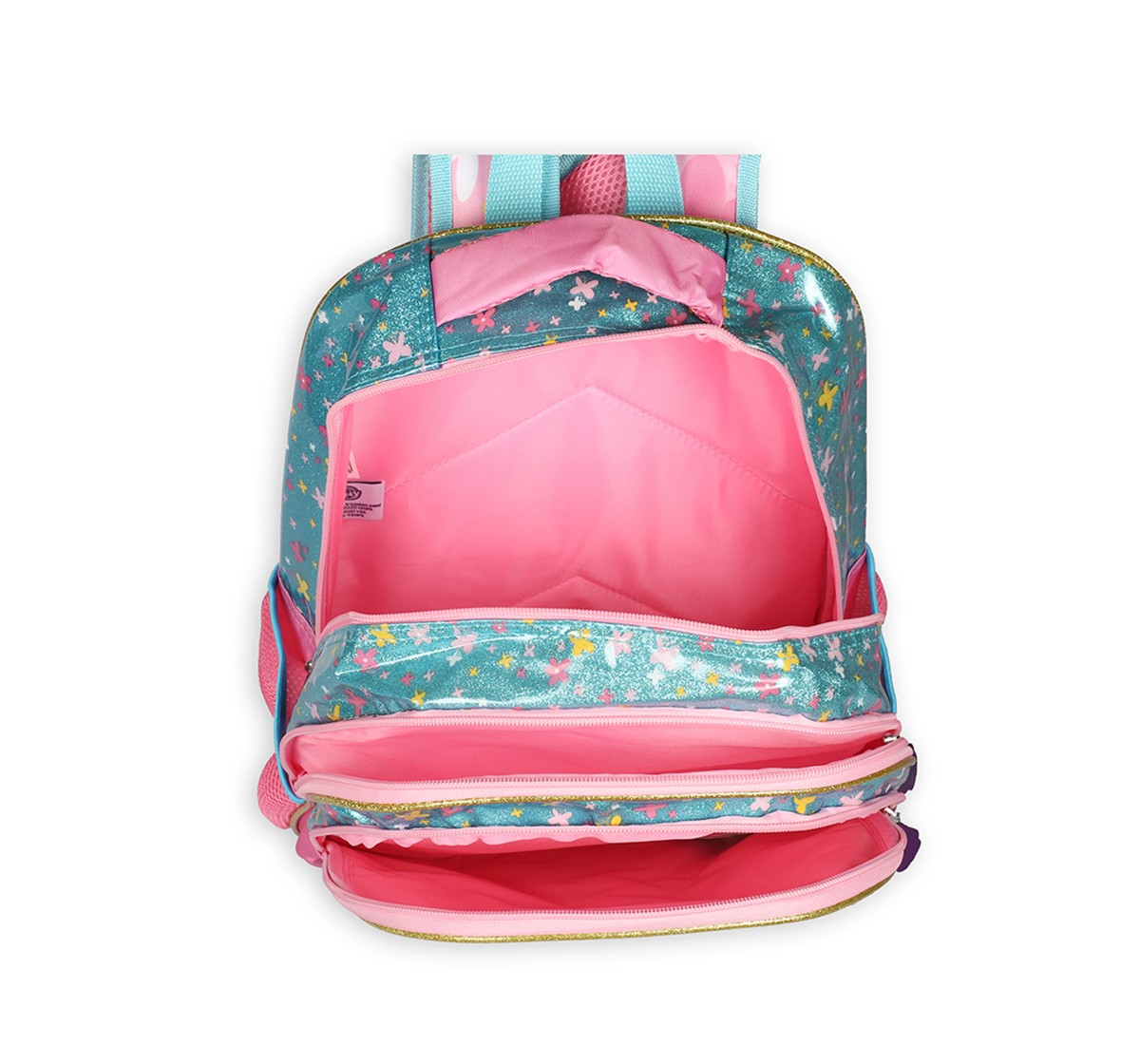My Little Pony My Little Pony Glitter School Bag 41 Cm Bags for Girls age 7Y+