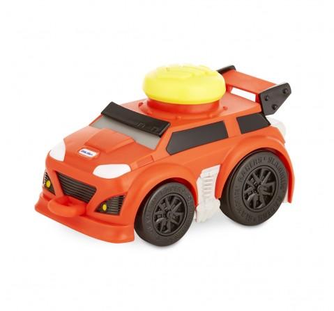 Little Tikes Slammin' Racers- Hatchback Racer Activity Toys for Kids age 3M+