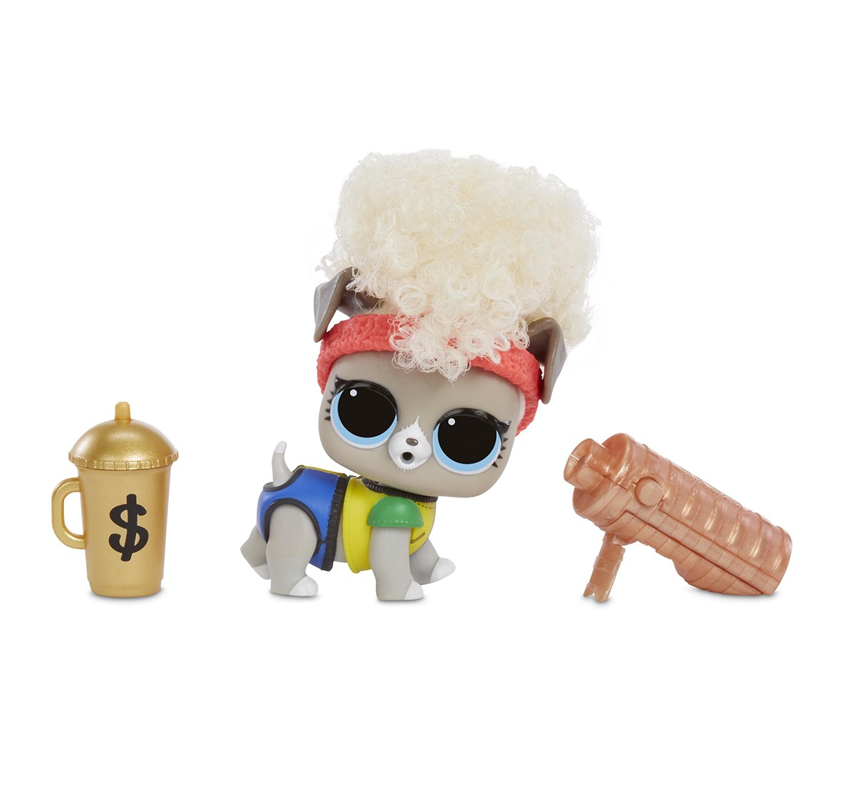 LOL Surprise Lights Pets, Collectible Dolls for Girls age 3Y+ (Assorted)