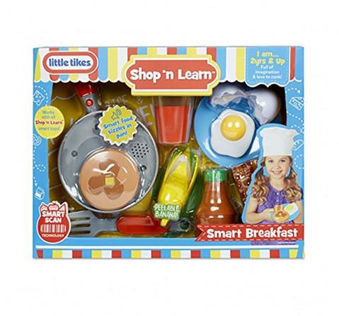 Little Tikes Shop 'n Learn Breakfast Supermarket & Food Playsets for Kids age 2Y+