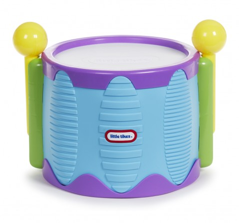 Little Tikes Tap-a-Tune Drum Musical Toys for Kids age 12M+