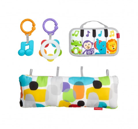 Fisher price Mini Musicians Piano Wedge Baby Gear for Kids age 0M+