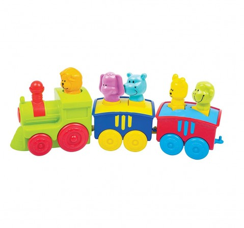 Giggles Toy Train  Early Learner Toys for Kids age 3Y+