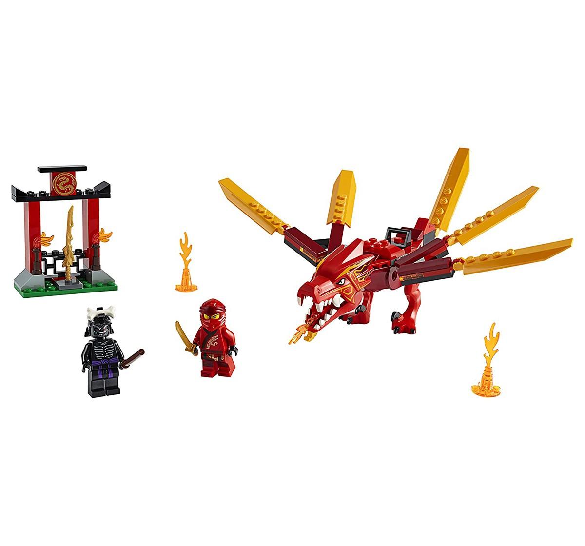 Lego Ninjago 71701 Kai'S Fire Dragon Blocks for Kids age 4Y+