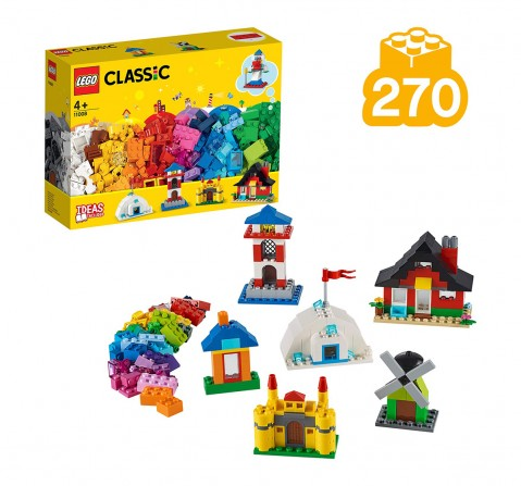 Lego 11008 Bricks And Houses Blocks for Kids age 4Y+