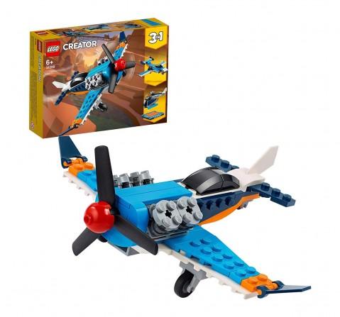 Lego 31099 Propeller Plane Blocks for Kids age 6Y+