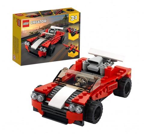 Lego 31100 Sports Car Blocks for Kids age 6Y+