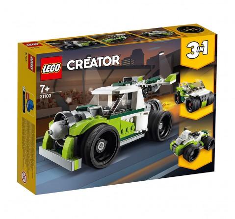 Lego Creator Rocket Truck (198 Pcs) 31103 Blocks for Kids age 7Y+