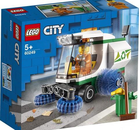 Lego 60249 Street Sweeper  Blocks for Kids age 5Y+