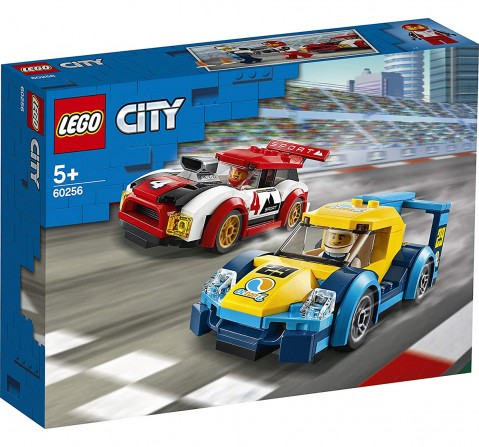 Lego City Racing Cars (190 Pcs) 60256   Blocks for Kids age 5Y+