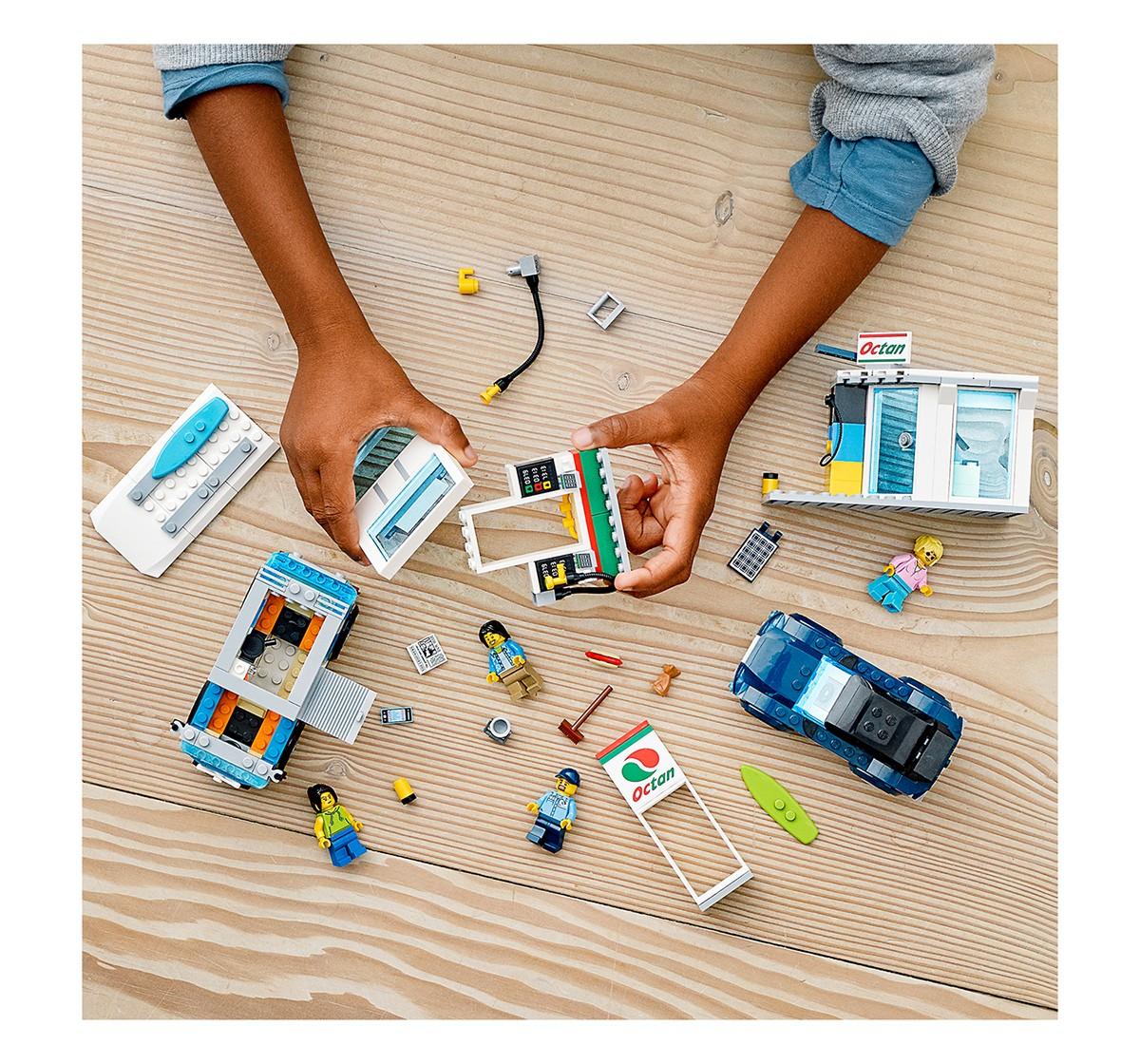 LEGO 60257 Service Station Lego Blocks for Kids age 5Y+