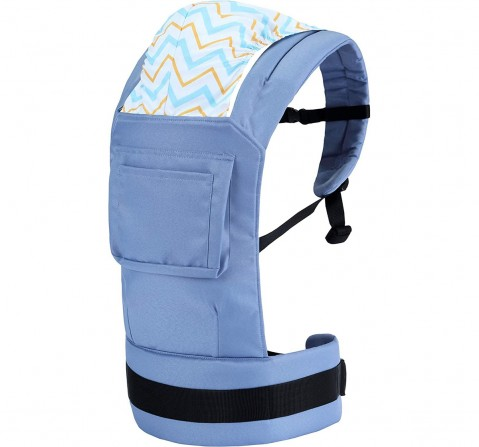 R for Rabbit Hug Me New - The Ergonomic Baby Carrier (Blue)  for Kids Age 6M+ (Blue)