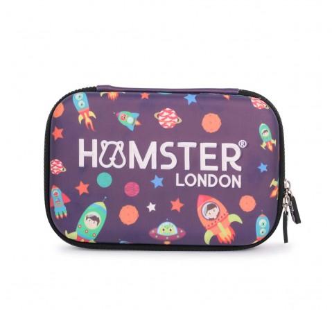 Hamster London Hardcase Rocket Bags for Kids Age 3Y+ (Black)
