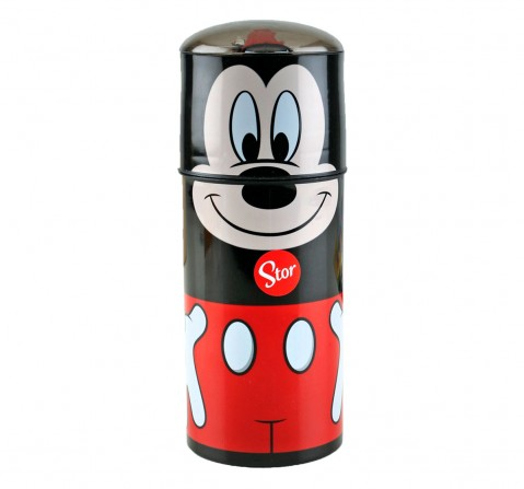 Disney Stor Character Sipper Bottle Mickey Numbers 350 Ml, 2Y+ (Multicolor)