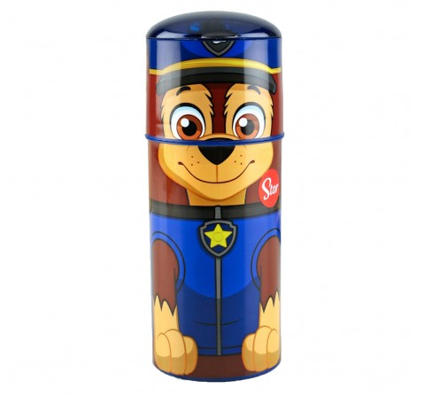 Stor Character Sipper Bottle Paw Patrol Chase 350 Ml, 2Y+ (Multicolor)