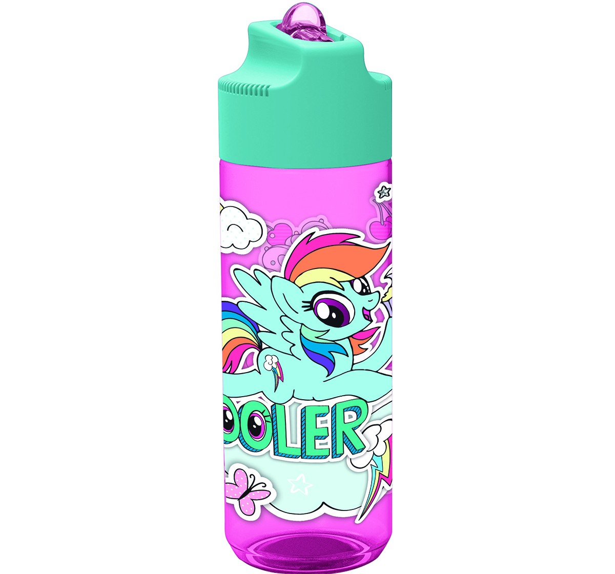 My Little Pony Story Large Titan Hydro Bottle ,Bags for Girls age 3Y,540 ml
