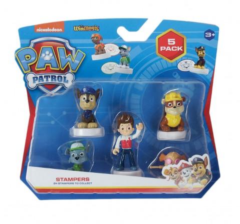 Paw Patrol Stampers 5 PCs Blind Pack, 3Y+