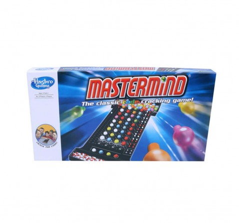 Hasbro Mastermind The Classic Code Cracking Game Games for Kids Age 8Y+