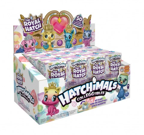 Hatchimals Colleggtibles Season 6 -  1 Pack Novelty for Girls age 5Y+ - 6.35 Cm