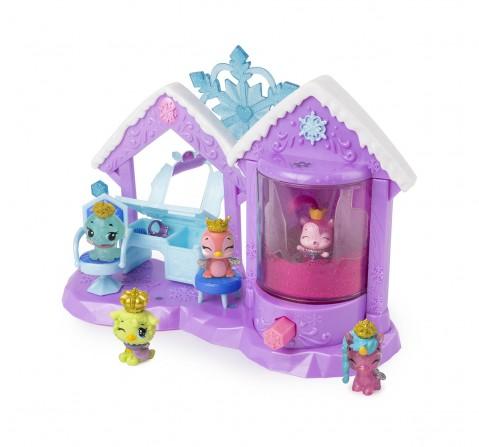 Hatchimals Colleggtibles Glitter Sparkle Salon Playset Novelty for Girls age 5Y+ - 25.4 Cm