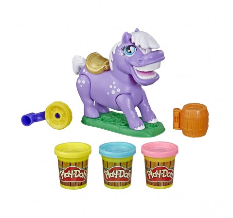 Play-Doh Naybelle Show Pony Clay & Dough for Kids age 3Y+